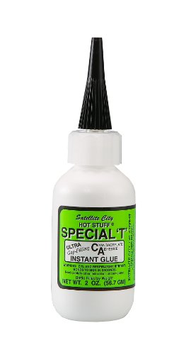 Hot Stuff Special T Thick Instant CA Glue, - Thick Super Glue