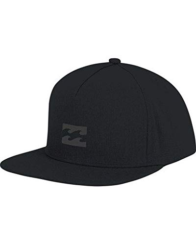 Billabong Men's Surftrek Snapback Hat Black One Size ()