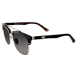 Sunglasses Police SPL 494 Black Gold 0648