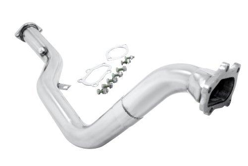 (Subaru WRX / STI 2002-2007 2.0L EJ205 / 2.5L EJ257 Stainless Steel 1 Piece Downpipe)