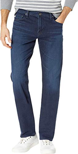 (AG Adriano Goldschmied Men's Graduate Tailored Leg Denim Jeans in Equation Equation 36 34)