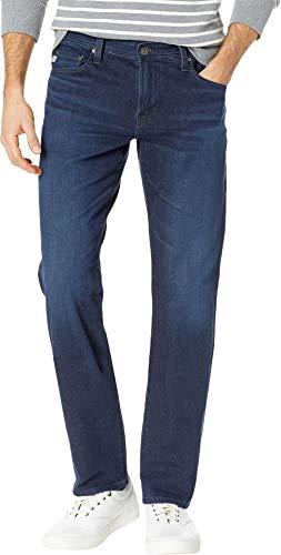 AG Adriano Goldschmied Men's Graduate Tailored Leg Denim Jeans in Equation Equation 33 34 (Ag Jeans Men Graduate)