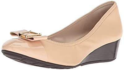 Cole Haan Women's Emory Bow Wedge (40MM) Pump