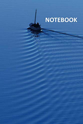 Notebook: Best small sailboat for beginners Gorgeous Composition Book Daily Journal Notepad Diary Student for researching sailing courses near me