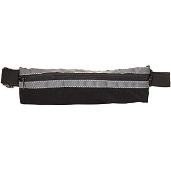 be2dd62b1 Sora Cangurera ultra ligera Premium/ Cinturón Deportivo Negro con 2 ...