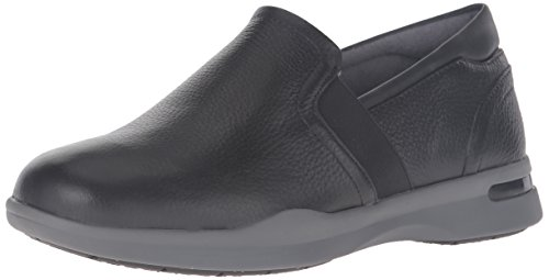 SoftWalk Womens Vantage Loafer Black Nappa