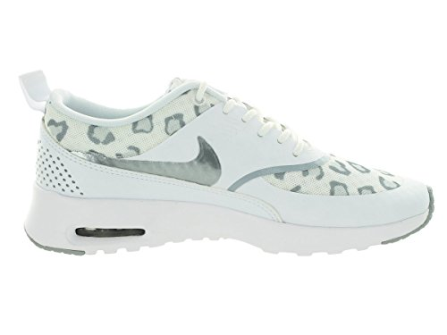 Nike Wmns Air Max Thea Print Damen Sneaker White/Wolf Grey-Pure Platinum