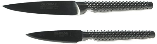 Global Knife G-2346) kitchen-utility-knives Global 2-Piece Knife Set (GSF-23 GSF-46), 2.1, Stainless - Cutlery Paring Global Knife