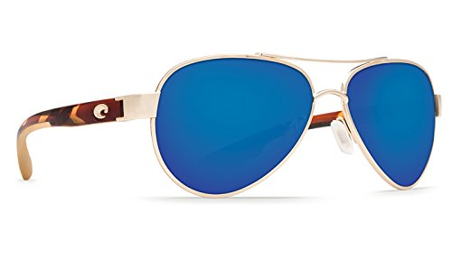 Costa Del Mar LORETO Sunglasses Color LR 64 - Costa Mar 400g Del