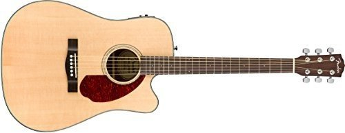 Fender CD-140SCE Acoustic-Electric Guitar