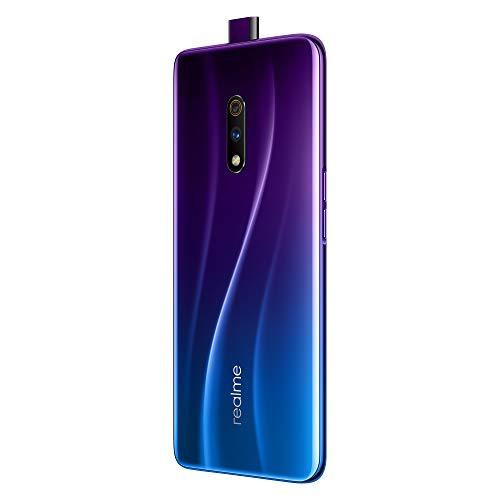 realme X (Space Blue, 4GB RAM, 128GB Storage)