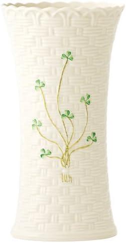 Belleek 2225 Colleen 10-Inch Vase