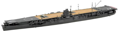 1/700 Japanese Navy Aircraft Carrier Hiryuu (Plastic model) by Fujimi