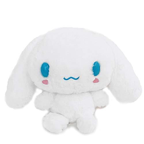 Fluffy Cinnamoroll S White H17xW29xD11cm Stuffed Sanrio Cinnamon Gifts 143112-20