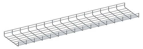 Quest Manufacturing Wire Mesh Cable Tray, 2