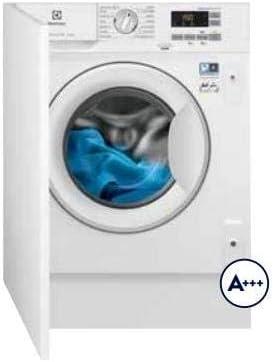 Lavadora, instalación empotrada, 7 kg, clase A+++, 60 cm, 1200 ...