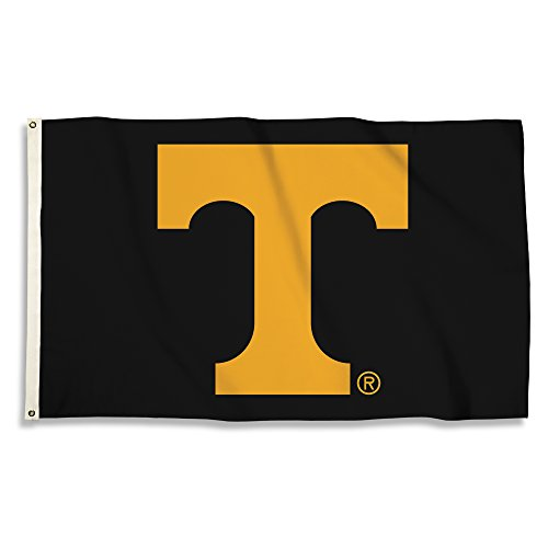 BSI NCAA Tennessee Volunteers Flag with Grommets, 3 x 5-Feet
