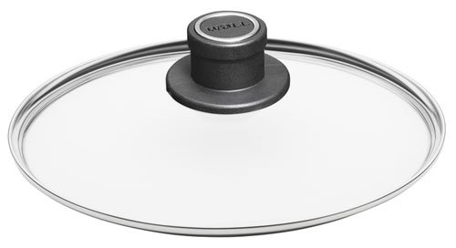 Woll Tempered Glass with Stainless Steel Rim and Vented K...