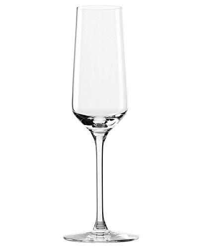 - Stolzle Revolution Sparkling Flute Champagne Glasses, Set of 6