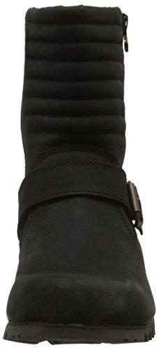 Black Schwarz WP Darcy Black Womens Lined Women's Boots Caterpillar Length Classic Cold Long 64zqTUwZx