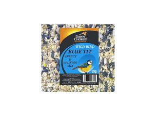 Dawn Chorus Blue Tit Insect and Mealworm Mix For Wild Birds (2 kg) Twootz