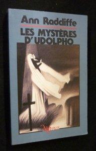 Les mystères d'Udolpho : roman noir, Radcliffe, Ann
