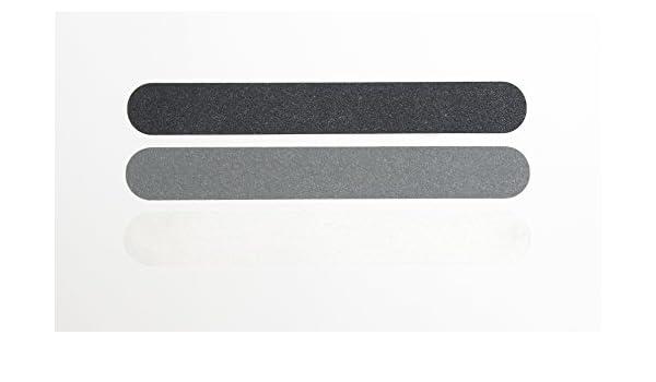Tiras antideslizantes rollo Kara Grip goma interior Escaleras lfm rollo 3 cm ancho Varios Colores, también para perro y niño. En lugar de alfombrillas para + Escaleras Alfombra como protección antideslizante, strumpffreundlich: