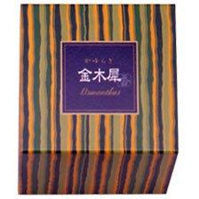 春早割 Osmanthus Kayuragi Japanese Incense by Nippon Incense Nippon Kodo Osmanthus、12 Cones B0015DDICI, キホクチョウ:113322a6 --- egreensolutions.ca
