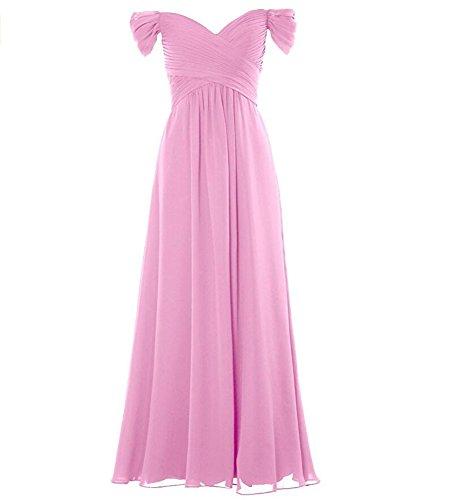 Rose Kleid KA Damen Beauty KA Beauty wxgq07Xx