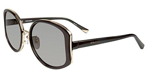 Sunglasses Nina Ricci SNR054 Shiny Black 700 - Sunglasses Nina Ricci