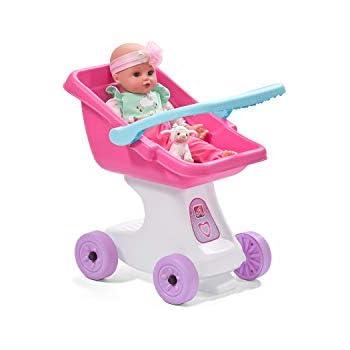 Amazon.com: Little Tikes – Classic – Cochecito para muñecas ...