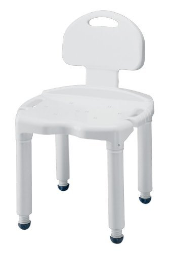 UPC 733657245257, Heavy-Duty Carex Bath and Shower Seat with Back