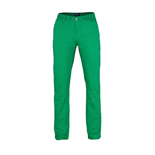 (Asquith & Fox Mens Classic Casual Chino Pants/Trousers (32R))