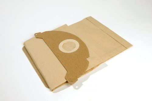 Daniplus - 10 Bolsas de papel para aspiradora Kärcher WD 2500 y WD ...