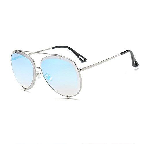 De Aire Protección La Al del Sol Sol Playa Gafas De Moda Libre La Y Los Ultravioleta Hombres De De De Blue Gafas La De Sol De Gafas Recorrido qxdBwItAq