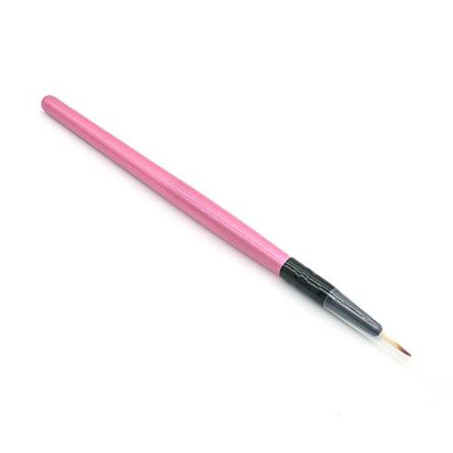 Eyeliner Brush, TONSEE 1PC Makeup Brush Eyeliner Cosmetic Makeup Tool (Pink)