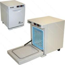 Hot Towel Warmer Cabinet UV Sterilizer MINI AUTO Hot Towel Cabi LIKE Beauty SALON /SPA by divine beauty