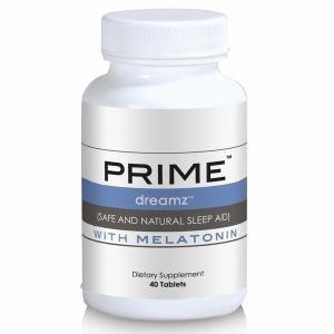 Premier Dreamz - Sleep Aid avec la mélatonine (40 comprimés)
