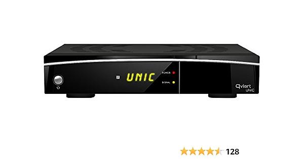 Qviart UNIC QVI01001 - Sintonizador de TV, color negro: Amazon.es: Electrónica