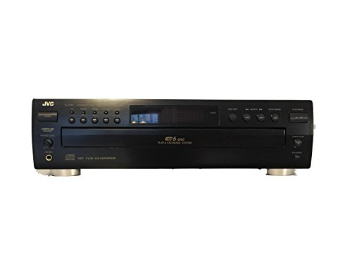 jvc-compact-disc-cd-automatic-5-disc-play-exchange-system