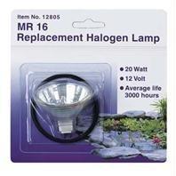 Pondmaster Lighting (Pondmaster 12805 MR 16 Halogen Replacement Bulb)