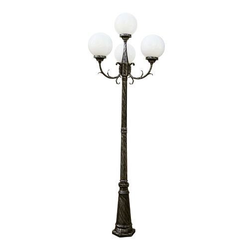 Swedish Iron Finish (Trans Globe Lighting 4080 SWI Outdoor Wilshire 89