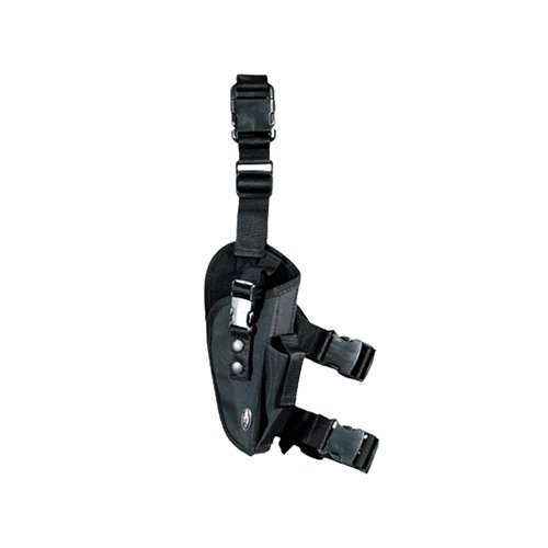 UTG Elite Tactical Leg Holster,Black (Right Handed)]()