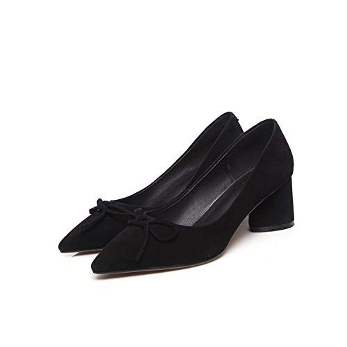 Noir Femme BalaMasa APL11007 5 36 EU Compensées Noir Sandales xxgSpP