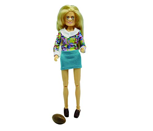 The Brady Bunch Marcia Classic 8 Figure by Marty Abrams Limited Edition 10,000 pcs from Marty Abrams presents Mego