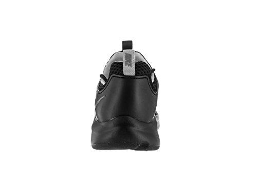 Nike Wmns Darwin, Zapatillas de Deporte para Mujer Negro (Black / Mtlc Cool Grey)