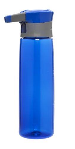 contigo autoseal madison reusable water bottle  24oz  blue