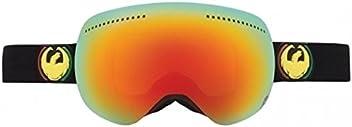 21f412c060c6 Rasta W  Red Mirror Dragon Apx Mirror Frameless Mens Ski Snowboard Snow  Goggles + Lens