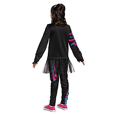 Disguise Lucy LEGO Movie 2 Deluxe Girls' Costume: Toys & Games