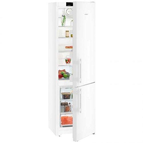 Frigorífico combi LIEBHERR CN 4005 200.1 x 60 x 62.5 cm No Frost A++ blanco: Amazon.es: Grandes electrodomésticos